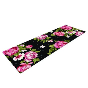 Floral Dreams Garden Yoga Mats