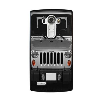JEEP LG G4 Case Cover