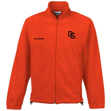 Oregon State Beavers Columbia Youth Collegiate Flanker Fleece Jacket – Orange - http://www.shareasale.com/m-pr.cfm?merchantID=7124&userID=1042934&productID=547700448 / Oregon State Beavers