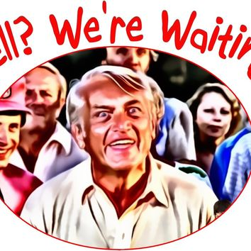 Caddyshack: Well? We're Waiting!