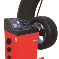 Automatic Wheel Tyre Balancer Machine For Tire Balancing AOS642