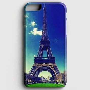 Eiffel Tower Paris France Dictionary iPhone 6 Plus/6S Plus Case