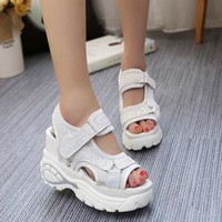 Women Sandals Summer  Fashion Platform Sandals Wedges