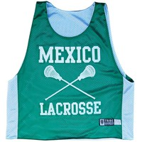 Mexico Lacrosse Pinnie