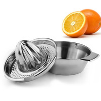 Hot Deal On Sale Kitchen Helper Easy Tools Hot Sale Stainless Steel Fruits Juice Squeezer [6033488769]