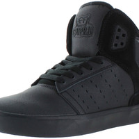 Supra Atom Men's Hightop Skate Sneakers Shoes Leather