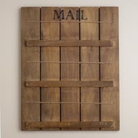 "Owen ""Mail"" Letter Holder"