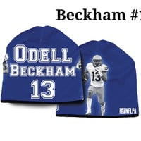 New York Giants Odell Beckham Jr Beanie  - Lightweight