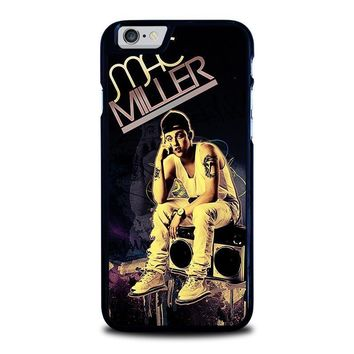 mac miller iphone 6 6s case cover  number 1