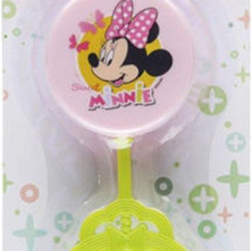 Disney Minnie Mouse BPA-Free Baby Lollipop Rattle