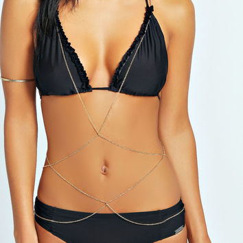 Anita Thin Chain Body Chain