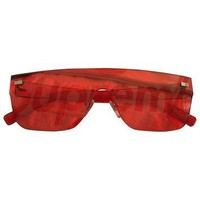 Sunglasses LOUIS VUITTON X SUPREME Red