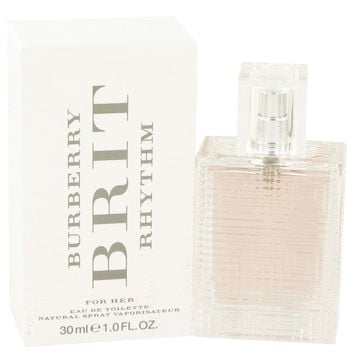 Burberry Brit Rhythm by Burberry Eau De Toilette Spray Women for Women