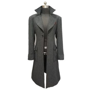 Fantastic Beasts and Where to Find Them 2 The Crimes of Grindelwald Newt Scamande Overcoat Cosplay Costume  Custom Made