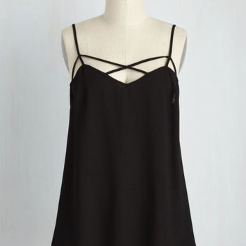 Transition Accomplished Top in Black