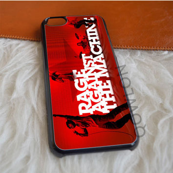 Rage Against The Machine Band iPhone 5C Case