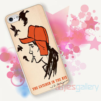 Catcher in the rye for iPhone 4/4S, iPhone 5/5S, iPhone 5C, iPhone 6 Case - Samsung S3, Samsung S4, Samsung S5 Case