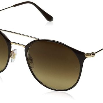 Ray-Ban Women's Round Aviator Sunglasses