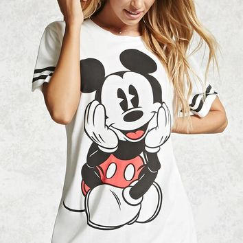 Mickey Mouse Varsity Nightdress