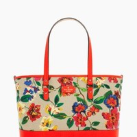 grove court floral harmony baby bag - kate spade new york