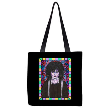 So into this design on Fab! Saint Siouxie Sioux Tote #FabForAll