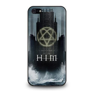 HIM BAND HEARTAGRAM iPhone 5 / 5S / SE Case Cover