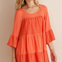 Blaire Lace Bohemian Dress FINAL SALE!
