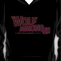 The Wolf Among Us (Logo) Hoodie (Pullover)