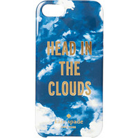 Kate Spade New York Head In The Clouds Resin Phone Case for iPhone® 5 and 5s