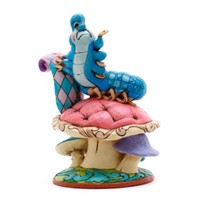 Disney Traditions Alice in Wonderland Caterpillar Figurine | Disney Store