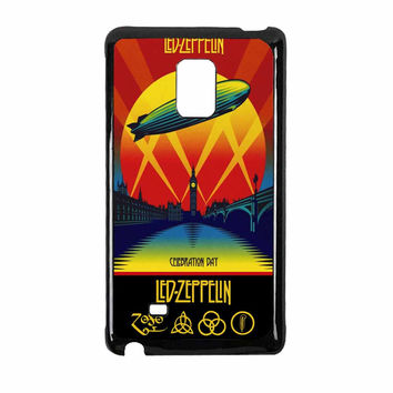Led Zeppelin Poster Samsung Galaxy Note Edge Case