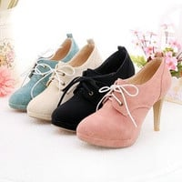Womens Motorcycle Boots Faux Leather Pointed Toe Women Ankle Boots Casual Ladies Autumn Ankle Strap Booties Shoes [8400590983]