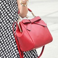 Stylish Bags Butterfly Clip Shoulder Bags Messenger Bags [6582760519]
