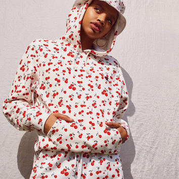 Champion + HVN for Urban Outfitters Cherry Hoodie Sweatshirt | Urban Outfitters