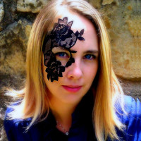 Costume Tattoo or Mask adheres with included spirit gum
