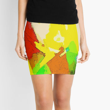 Abstract live colors design by SpieklyArt