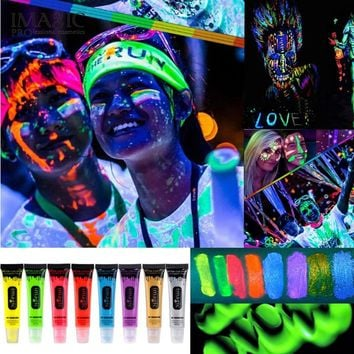 UV Body and Face Paint