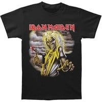 Iron Maiden Men's  Killers T-shirt Black