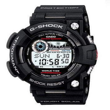 CASIO FROGMAN G-SHOCK SOLAR WATCH GF-1000-1DR