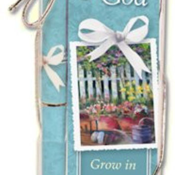 Woman of God Bookmark and Pen Set features 2 Peter 3:18 - Limited Supply