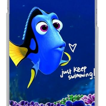 Finding Nemo Dory 1 2 Fish Cartoon Hard Cover Case For iPhone Huawei Galaxy New
