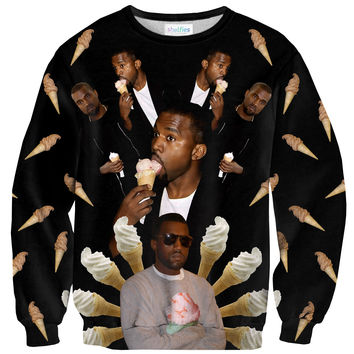 Yeezy Ice Cream Sweater