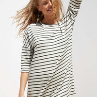 BDG Brenton Striped T-Shirt Dress | Urban Outfitters
