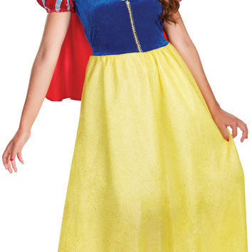 Disney Princess Snow White Deluxe Adult Costume - Medium (8-10)