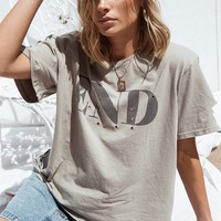 End Tee - Tops by Sabo Skirt