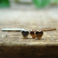 Nose & Tragus Stud Tiny Heart