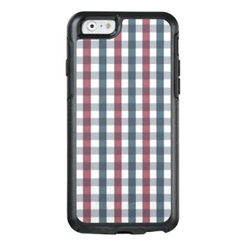 patriotic plaid OtterBox iPhone 6/6s case