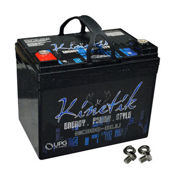 Kinetik BLU 800W 12V Power Cell
