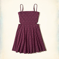 Girls Cutout Knit Skater Dress | Girls Dresses & Rompers | HollisterCo.com