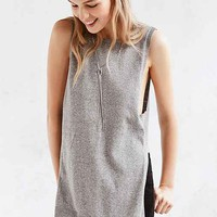 Silence + Noise High/Low Sweater Tunic Tank